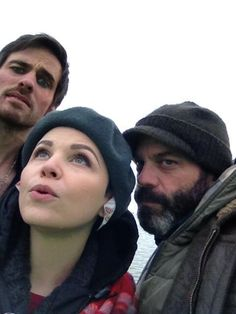 Colin, Ginny, & Lee (OUaT)