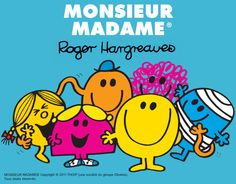 Fox Animation has secured the motion pictures rights to the Mr. Men Little Miss characters. Little Miss Characters, Mr Men Little Miss, Teaching French, Good Company, Design Reference, Third Grade, Projects For Kids, Animation, Film