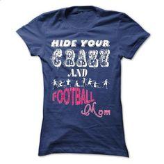 football mom - #long sleeve shirts #personalized sweatshirts. GET YOURS => https://www.sunfrog.com/Sports/american-foorball-mom-Ladies.html?60505