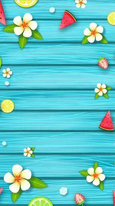 Flower Background Wallpaper, Flower Phone Wallpaper, Framed Wallpaper, Pastel Background, Summer Wallpaper, Cute Wallpaper Backgrounds, Pretty Wallpapers, Flower Backgrounds, Cellphone Wallpaper