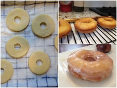How-To: Authentic Homemade Gluten-Free Doughnuts! #glutenfree