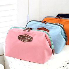 Portable Make Up Organizer Bag Women Casual Travel Bag Multi Functional Cosmetic Bags Storage Makeup Handbag Toiletry BL1-004