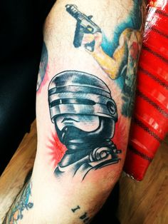 Would hang with this dude. I have an OCP tattoo!