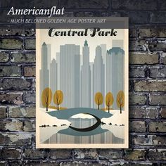 Americanflat - Much Beloved Golden Age Poster Art Fresh Outfits, Buy Shoes, Golden Age, Graphic Prints, Art Decor, Fashion Online, Fashion Accessories, Glam Style, History