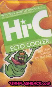 ahhh I remember these!! Ecto Cooler!!!