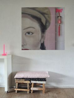 IXXI love om www. China Girl, Color Shapes, Types Of Art, Love Art, House Colors, Playroom, Beautiful Homes, Sweet Home, Neon