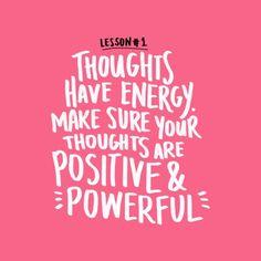 Unleash the power! #Attitude #Positive