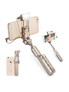 Selfie Stick For Android + iOS 270 Degree Rotation LED Flashlight Batter: Bid: Buynow Price High Tech Gadgets, Electronics Gadgets, Technology Gadgets, Cool Gadgets, Information Technology Services, Selfie Stick, Led Flashlight, Cell Phone Accessories, Ios