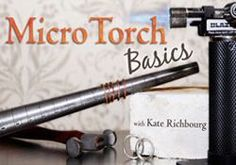 DIY Tutorial - How to Use a Handheld Micro Torch & Jewelry Soldering Basics - Free Jewelry Making Course — Jewelry Tutorial Headquarters