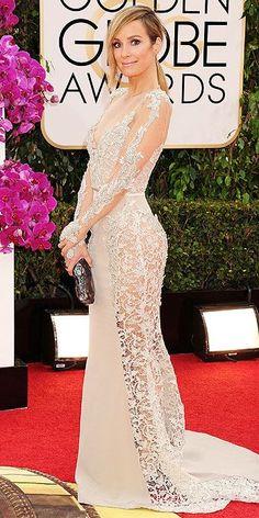 CAT SADLER - Golden Globes 2014: Arrivals : People.com