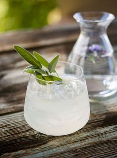 Cool cocktail using Ocean Vodka from Hawaii: Ocean Ginger Lemongrass Martini. Coastalliving.com