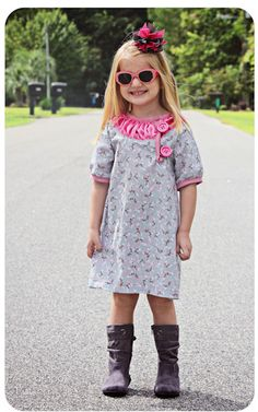 20 FREE sewing patterns for kids!