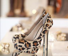 leapord ~ love the heel