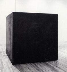 Tony Smith, Die, (1962) Steel