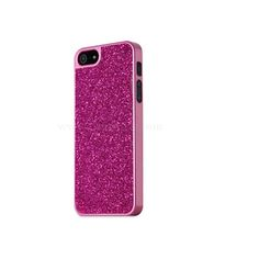 Glitter Case For iPhone 5 - lineglory.com ($30) via Polyvore