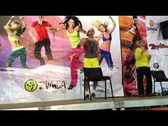Zumba sentao on pinterest chair workout destiny 39 s child for Chair zumba