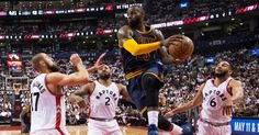 Sports Briefing: LeBron James Scores 35 as Cavaliers Take 3-0 Series Lead