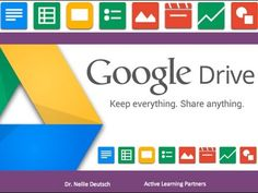 Sharing Videos on Google Drive