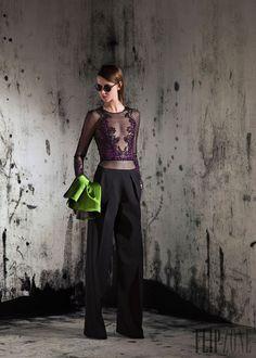 Basil Soda Pre-fall 2014 - Prêt-à-porter - http://pt.flip-zone.com/fashion/ready-to-wear/fashion-houses-42/basil-soda-4436