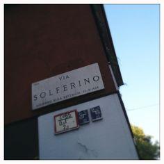 Milano, Via Solferino... Brera!