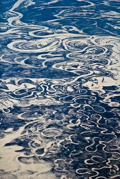 Aerial View of Siberia - Khabarovsk Krai by peace-on-earth.org, via Flickr