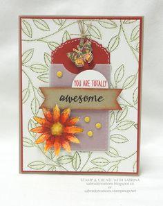 Stamp & Create With Sabrina: GRATEFUL BUNCH