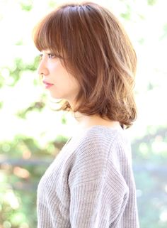 こなれミディ(髪型ミディアム) Medium Hair Styles For Women, Long Hair Styles, Beauty Box, Hair Beauty, Womens Fashion, Medium Hairstyles, Hair Models, Short Hair Model, Haircuts