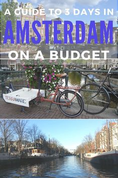 Looking for a great budget friendly winter get-away? Look no further than beautiful Amsterdam! Find out what this city has to offer here