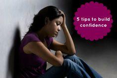 Tips on how to build confidence on teenagers. Consejos de como aumentar la autoestima ene los jovenes.