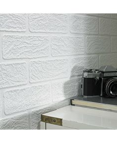 Brick: Paintable Wallpaper