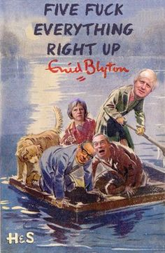 """Graham Tope on Twitter: """"#BrexitChildrensBooks @ThePoke… """""""