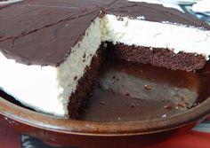 Túró Rudi torta | Antukné Ildikó receptje - Cookpad receptek I Foods, Tiramisu, Cookie Recipes, Sweet Treats, Cheesecake, Goodies, Gem, Food And Drink, Sweets