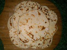 Texas Cookin' at Home: Taco Bell® Gordita shells - Clone recipe
