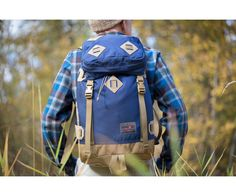 The Guide's Pack - Top-loading internal frame backpack - TOM BIHN » This is a great bag!!