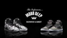 4cfad0410bd7c SUPRA and Prodigy of Mobb Deep join forces and release two new looks -  SneakerTalk. Tenisky Adidas