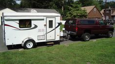 6x12 Cargo trailer camper
