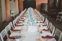 Una roulotte rosa per un matrimonio bohémien | Wedding Wonderland