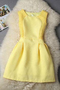 Slim lace vest dress