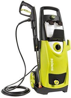 Pressure Washer 2030 PSI 1.76 GPM 14.5 Amp Electric Sun Joe Spray Dual Detergent | Home & Garden, Yard, Garden & Outdoor Living, Outdoor Power Equipment | eBay!