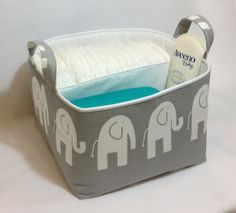 Large Diaper caddy