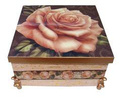 Caixa Rosas 5