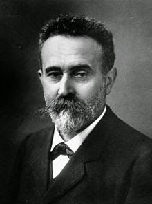 Today's #tbt honors Alphonse Bertillon, born on this day in 1853. Bertillon revolutionized law enforcement by creating an identification system based on physical measurements, and also invented the mug shot, using science for safety!