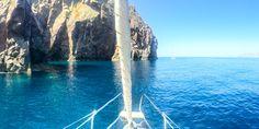 Segeln auf Milos, Griechenland @ Marlene Haider / Restplatzboerse.at Paros, Hotels, Sailing, Greece, Travel Advice, Vacation, Travel