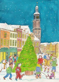 Kerst vieren in Zutphen!