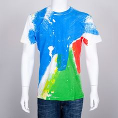 Painted Side T-Shirt