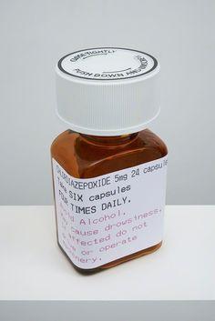 Damien Hirst, 'Chlordiazepoxide 5mg 24 capsules,' 2014, Paul Stolper Gallery