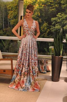 Home - Vestidos e Modelos Lovely Dresses, Elegant Dresses, Formal Dresses, Dress Skirt, Dress Up, Vestido Dress, Maxi Robes, Gala Dresses, Dream Dress