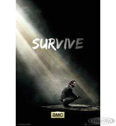 Walking Dead Poster  hier bei www.closeup.de