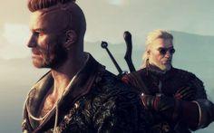 Olgierd von Everec and Geralt