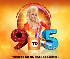 9 to 5 - The Musical - Review. Have you seen it? What did you think. Review by www.theatrebooksandmovies.com